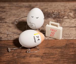 bad egg leadership coaching Chesterfield